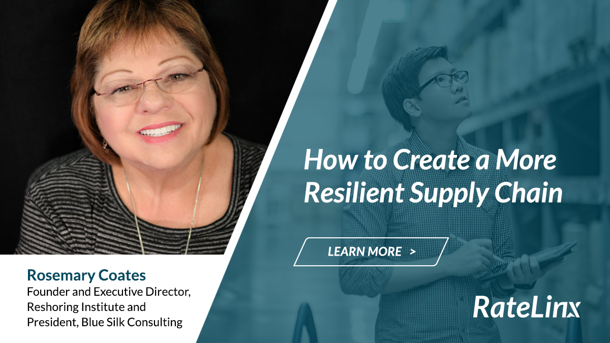 TW – Resilient Supply Chain